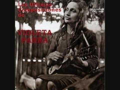 Violeta Parra - Cantos De Chile Vol. 1