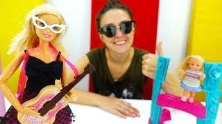 Барби в музыкальном магазине - Видео для девочек