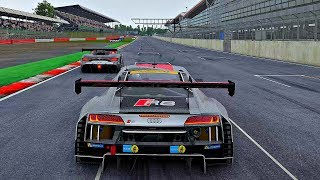 Project CARS 2 - Gameplay Audi R8 LMS @ Silverstone [4K 60FPS ULTRA]