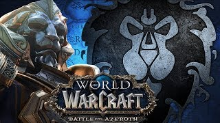 Battle for Azeroth:  For the Alliance -Day 1