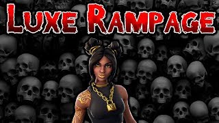 Fortnite Scary Story: Luxe Rampage