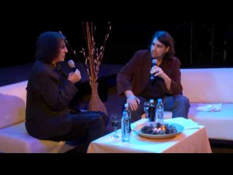 "Alejandro Dolina. ""Cartas marcadas"". Entrevista Leonardo Martí. Parte 2/3"