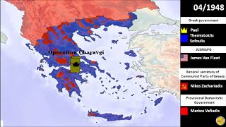 Greek Civil War 1946-49