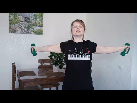 Упражнения для легких/профилактика пневмонии