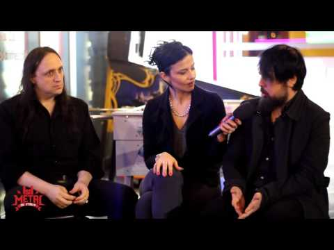 NOVEMBRE Interview @ Traffic Live Club, Rome (ENG SUB)