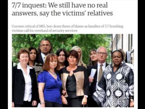 "British 'justice' likely to punish Grenfell Tower families further - 7/7 families got ""no answers"""