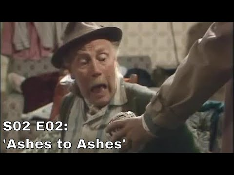 "Only Fools and Horses. Script #9 ie S02 E02 ""Ashes to Ashes"" (Season 2: Episode 2 of 7)"