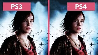 Beyond Two Souls PS3 vs. PS4 Remaster Graphics Comparison