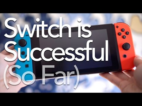 Why the Switch is Successful (So Far) | This Does Not Compute Podcast #39