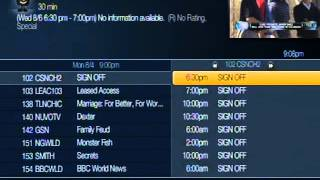 Comcast Sportsnet Chicago PLUS channel tv listings