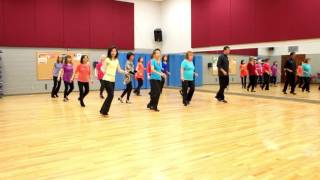 Drinking Problem - Line Dance (Dance & Teach in English & 中文)