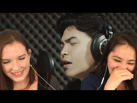 Daryl Ong Beautiful by Crush (Goblin OST) English translation Reaction Video
