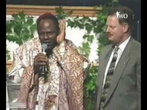 Archbishop Benson Idahosa - With God, Nothing Is Impossible 2
