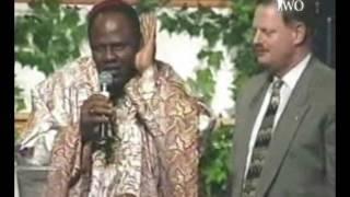 Archbishop Benson Idahosa - With God Nothing is Impossible 2