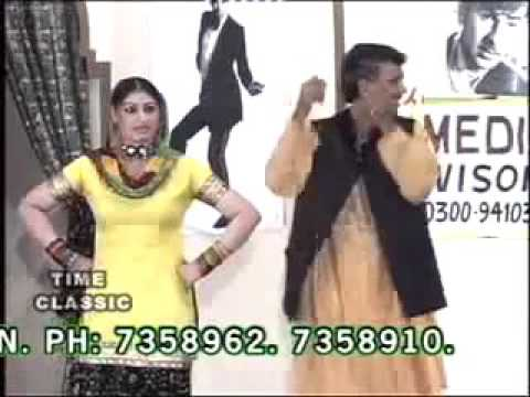 Punjabi Stage Drama Janjal Pura Part 2  Full Comedy