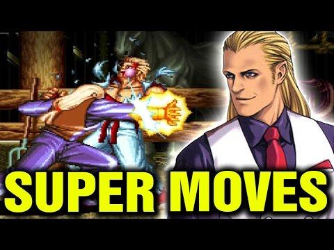 Art Of Fighting 2 Super Desperation Moves Arcade Ryuuko No Ken 2