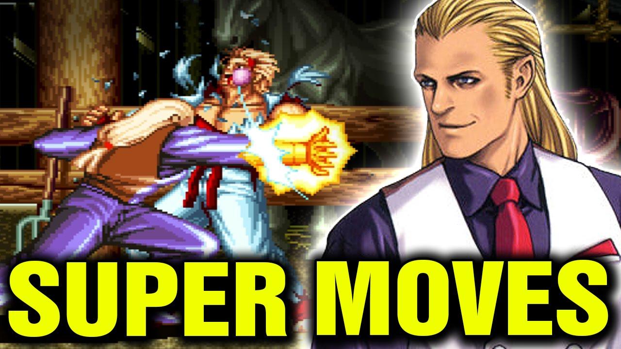 Art Of Fighting 2 Super Desperation Moves Arcade Ryuuko No Ken 2 Youtube