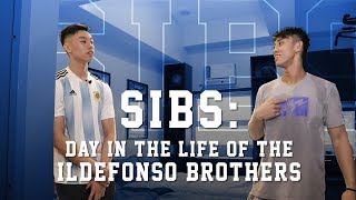 SIBS: A Day in the Life of Dave and Shaun Ildefonso
