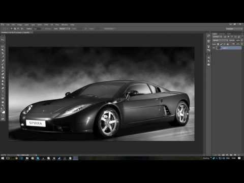 How To: Remove Default Grey Scale On Imported Pictures In Photoshop