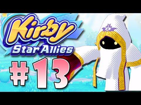 Kirby Star Allies Co-op - Final Battle! - Part 13