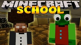 Minecraft School : MAKING COOL CLOTHES FOR THE CLASS!