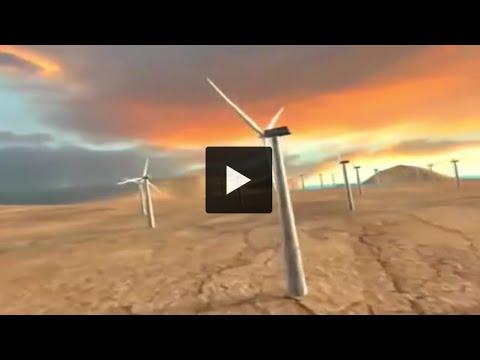 Lake Turkana - Africa's largest wind farm