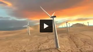 Lake Turkana - Africa's largest wind farm