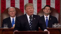 President Trump addresses joint session of Congress