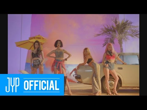 "Wonder Girls ""Why So Lonely"" M/V"
