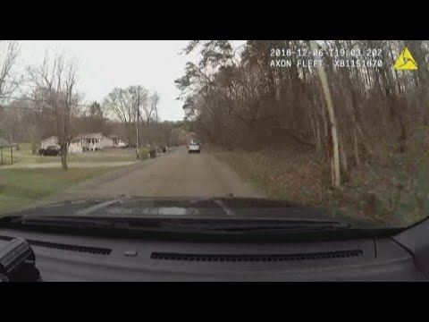 DASH CAM: Man shoots at deputies during chase in Hamblen County