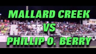 Mallard Creek (NC) v Phillip O Berry (NC) - UTR Hi