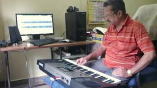 Din Sara Guzara Tore Angana - (Mohd Rafi & Latha - Junglee)