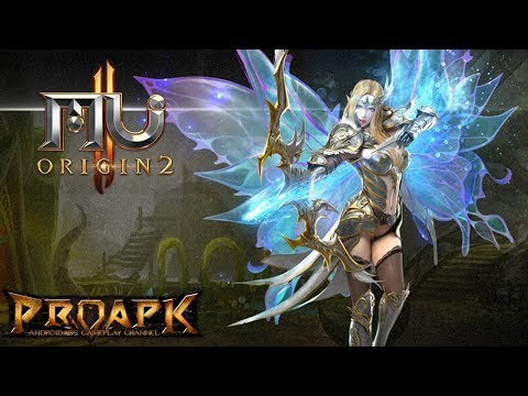 MU ORIGIN 2 Gameplay Android/iOS -  Archer