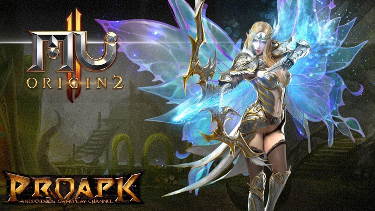 MU ORIGIN 2 Gameplay Android/iOS - Archer