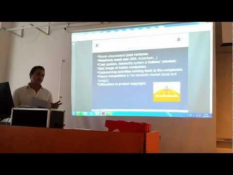 Special tpoic of emerging market, Helsinki Summer School Presentation, 2012