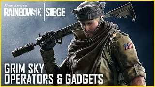 Rainbow Six Siege: Grim Sky Operators Gameplay and Gadget Starter Tips | News | Ubisoft [NA]