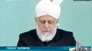 Urdu Friday Sermon 10th February 2012 (MTA)