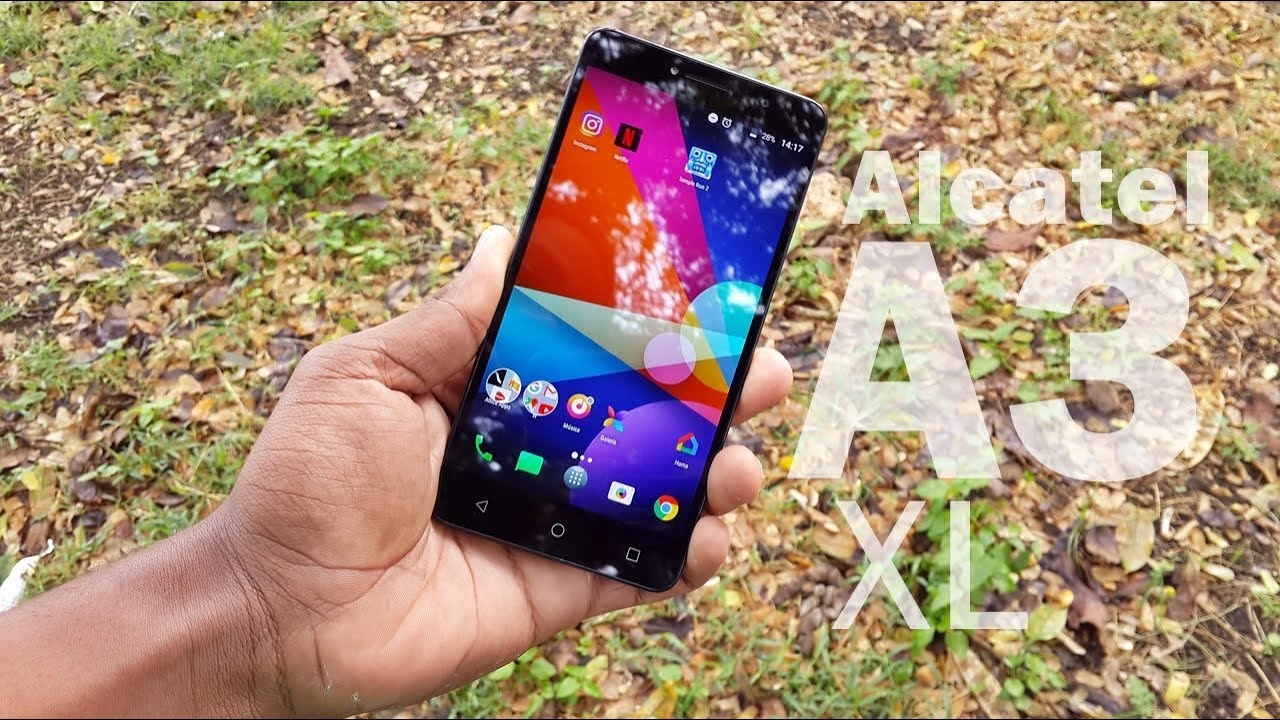 Alcatel A3 XL Review (En Español)