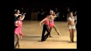 clive stevens emily drinkall ucwdc worlds 2011 classic masters cha cha