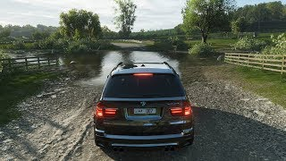 Forza Horizon 4 - BMW X5 M - OFF-ROAD - 1080p60FPS