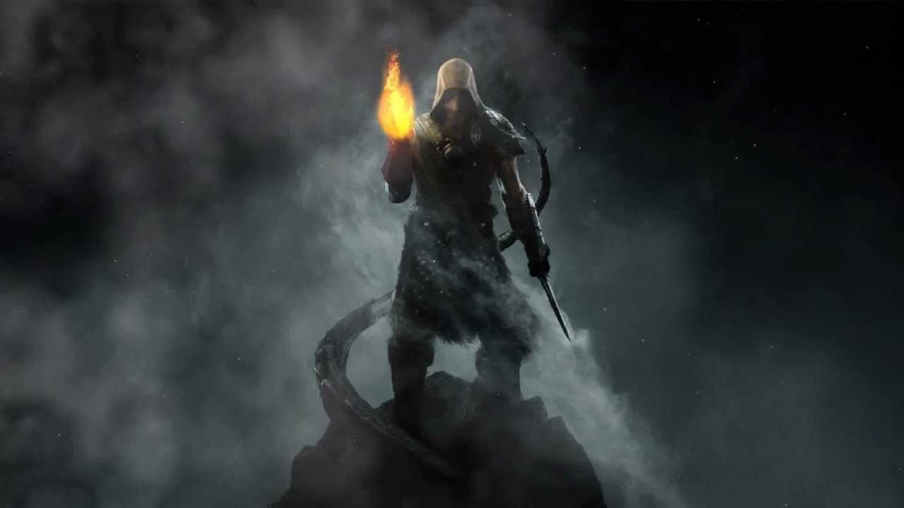 Skyrim Animated Wallpaper Desktopanimated