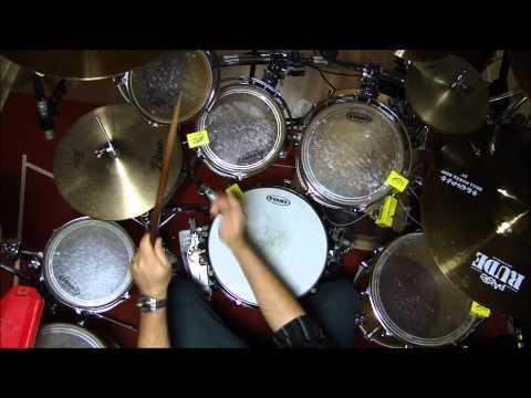 Dream Theater - Erotomania - (DRUM COVER) - cover de bateria