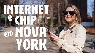 Conectado em Nova York: internet, chip para celular e mais dicas!