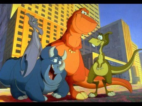 4 Dinos in NewYork