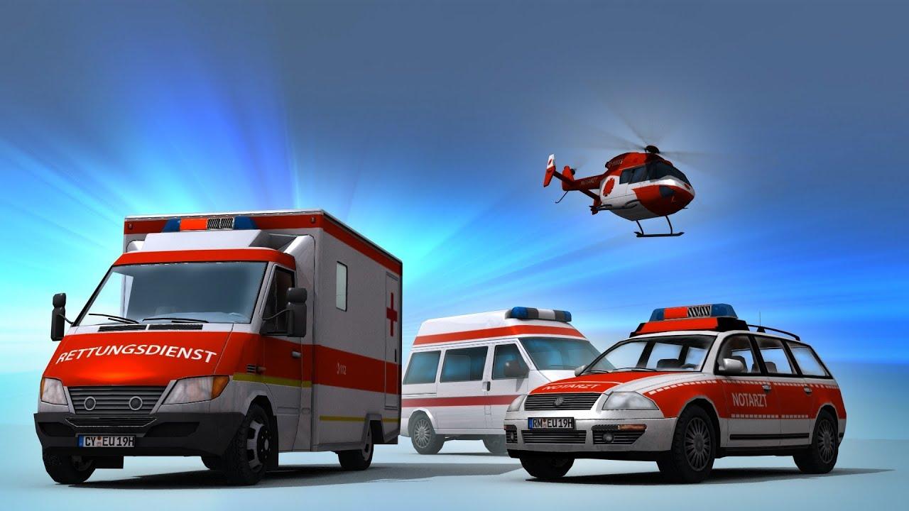 rettungsdienst simulator