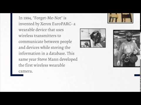 The History of The Internet of Things