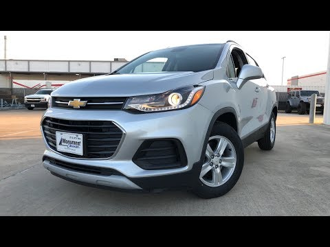 The Redesigned 2018 Chevrolet Trax LT (1.4L Turbo) - Review