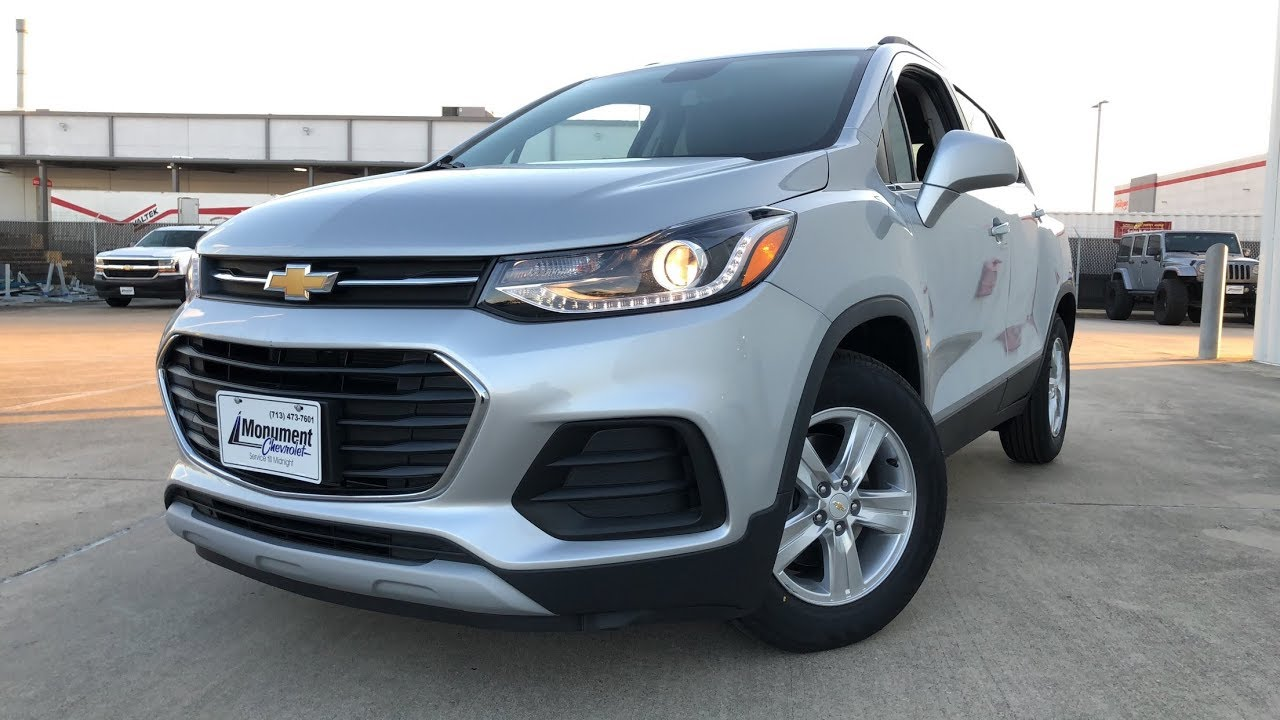 The Redesigned 2018 Chevrolet Trax Lt 1 4l Turbo Review