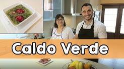 Le meilleur Caldo Verde (soupe) - Avec Maria Rosa et Rodolphe (de Ro et Cut)