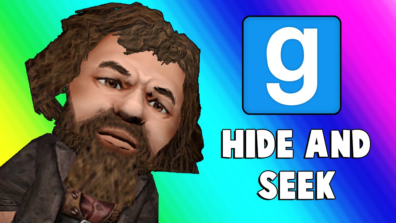Gmod Hide and Seek - Poop Run Edition (Garry's Mod)